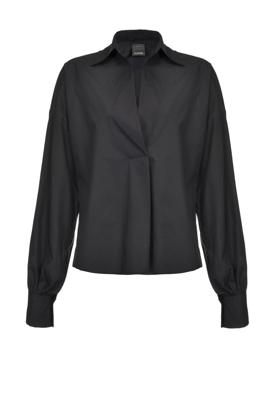 Fringed blouse