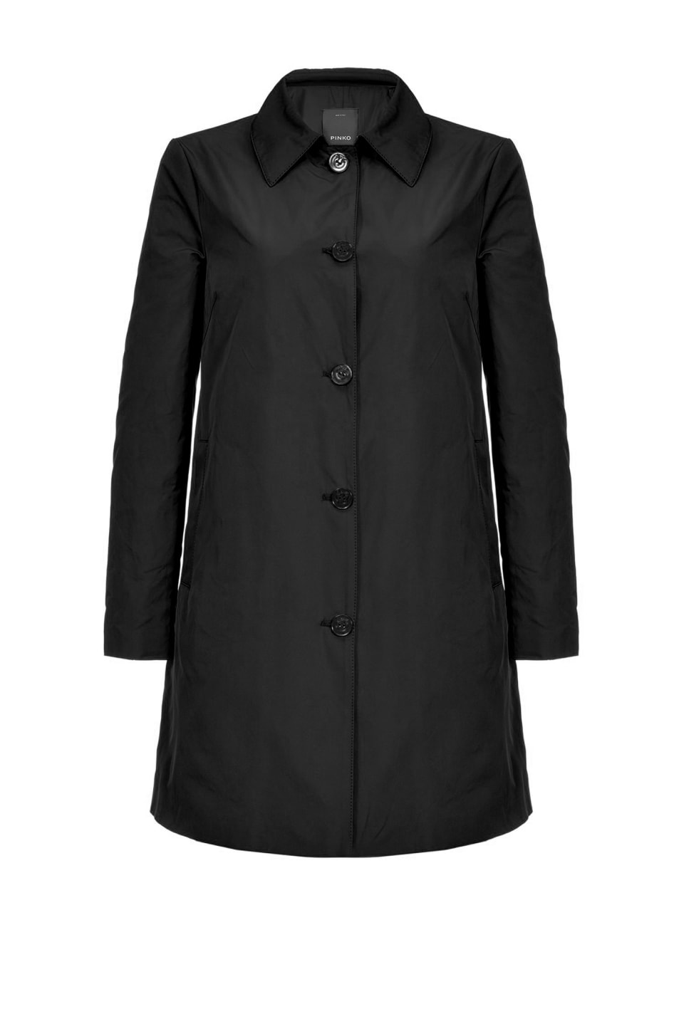 Lightweight taffeta coat - Pinko