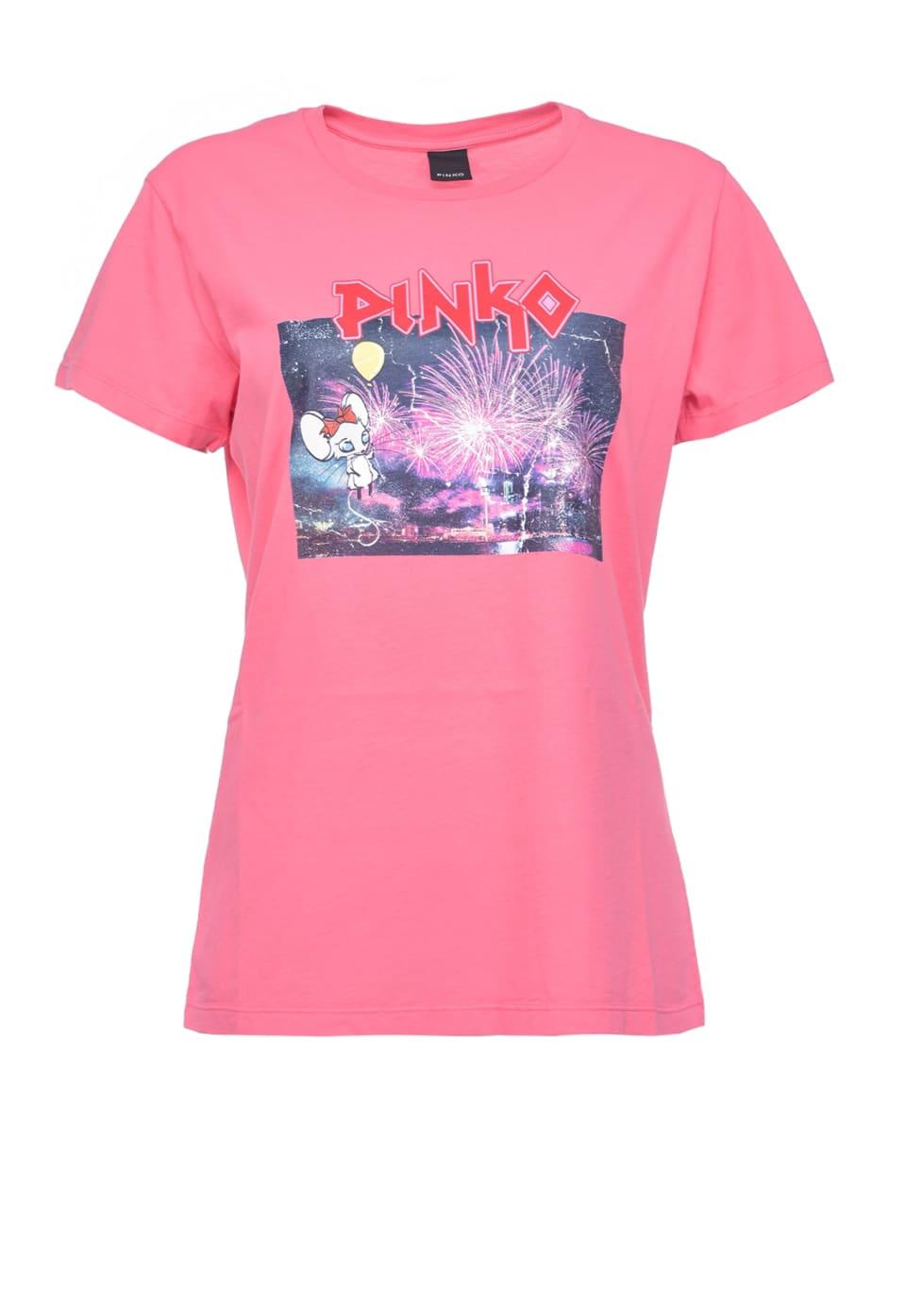 T-shirt Rocky Mouse Firework