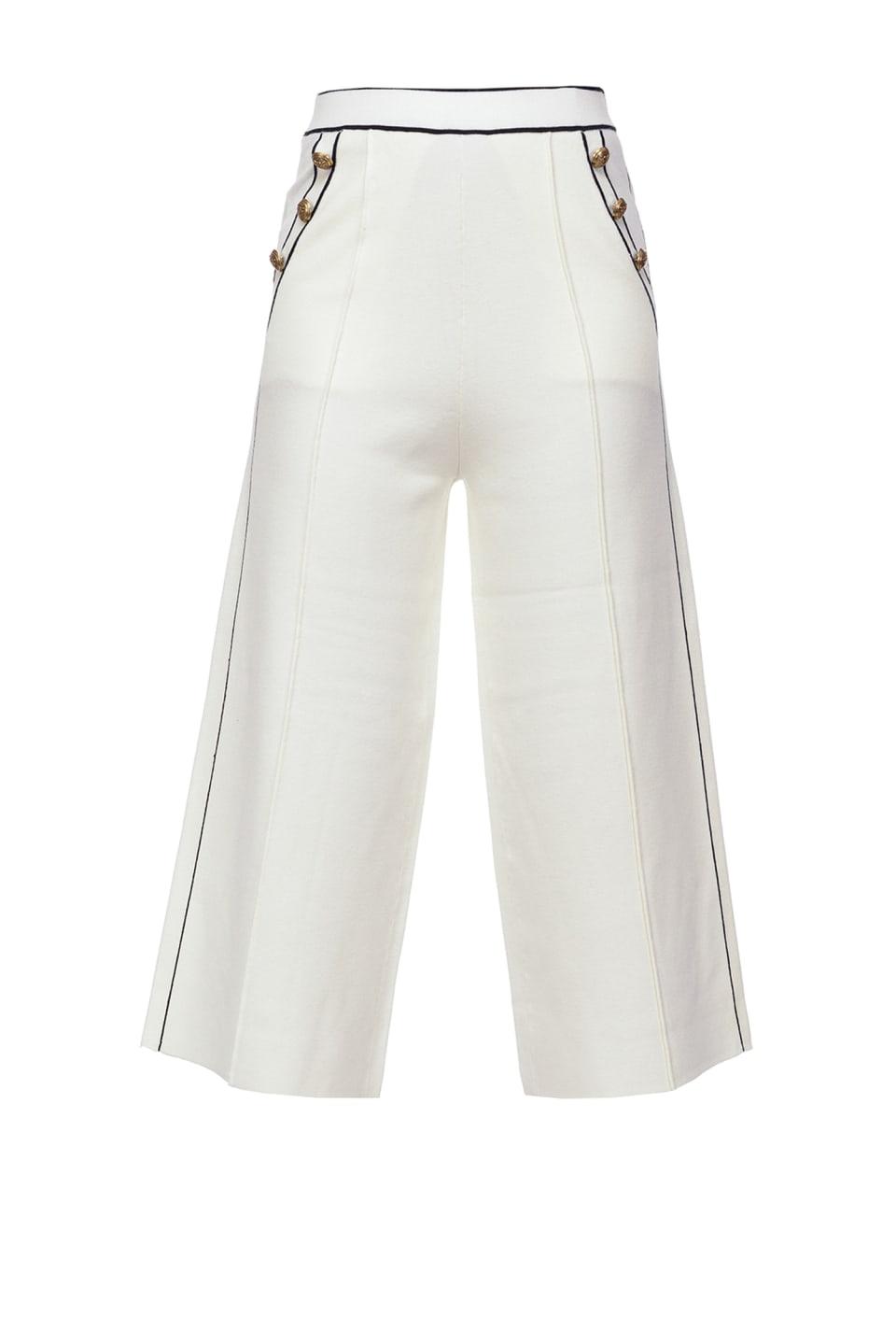 Pantalón culotte marinero