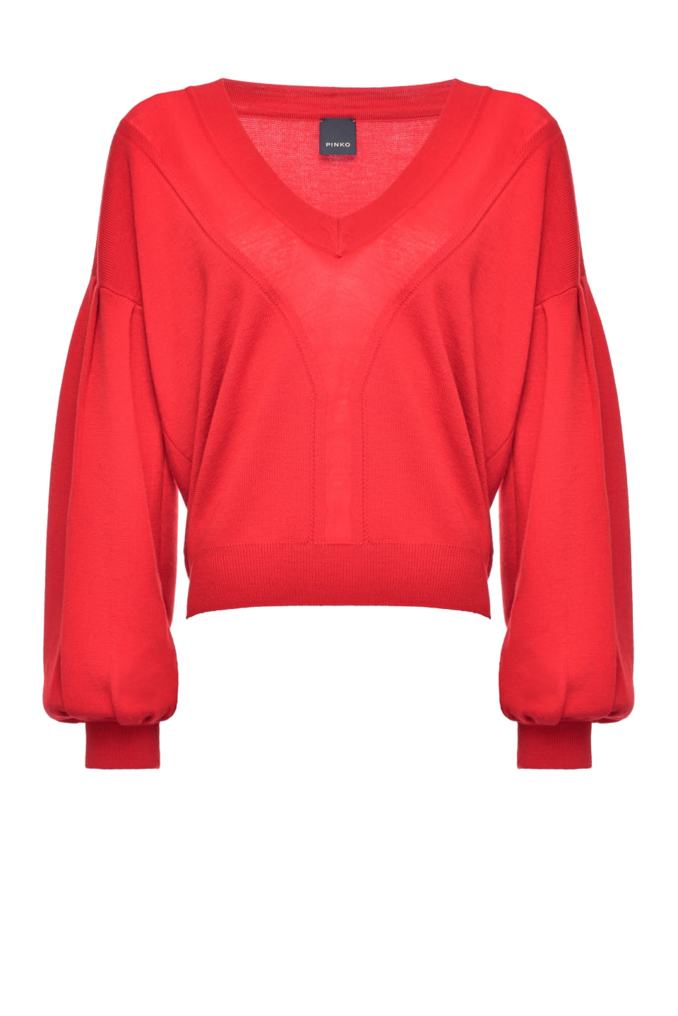 Pullover with full sleeves - Pinko