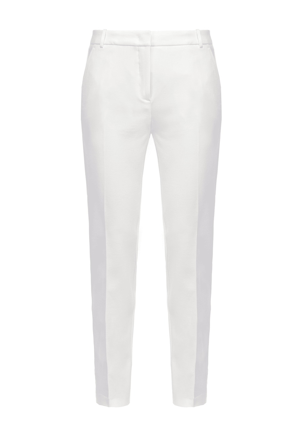 Milano stitch cigarette-fit trousers - Pinko