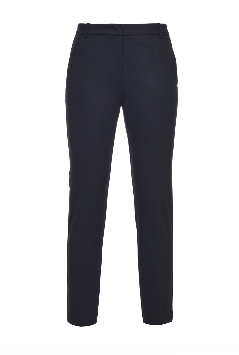 Pantalon cigarette en point de Rome - Pinko