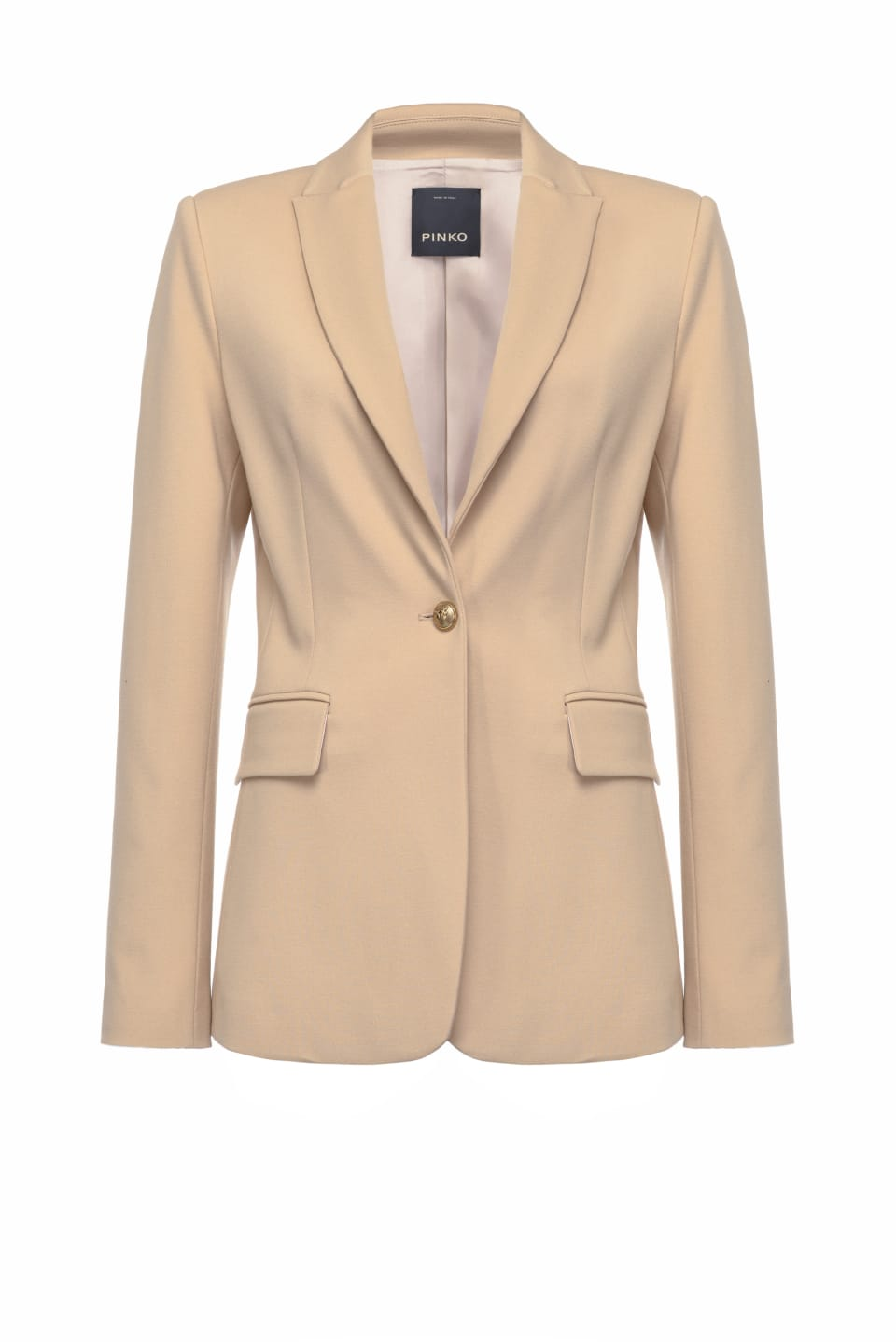 针织西装外套 - Pinko