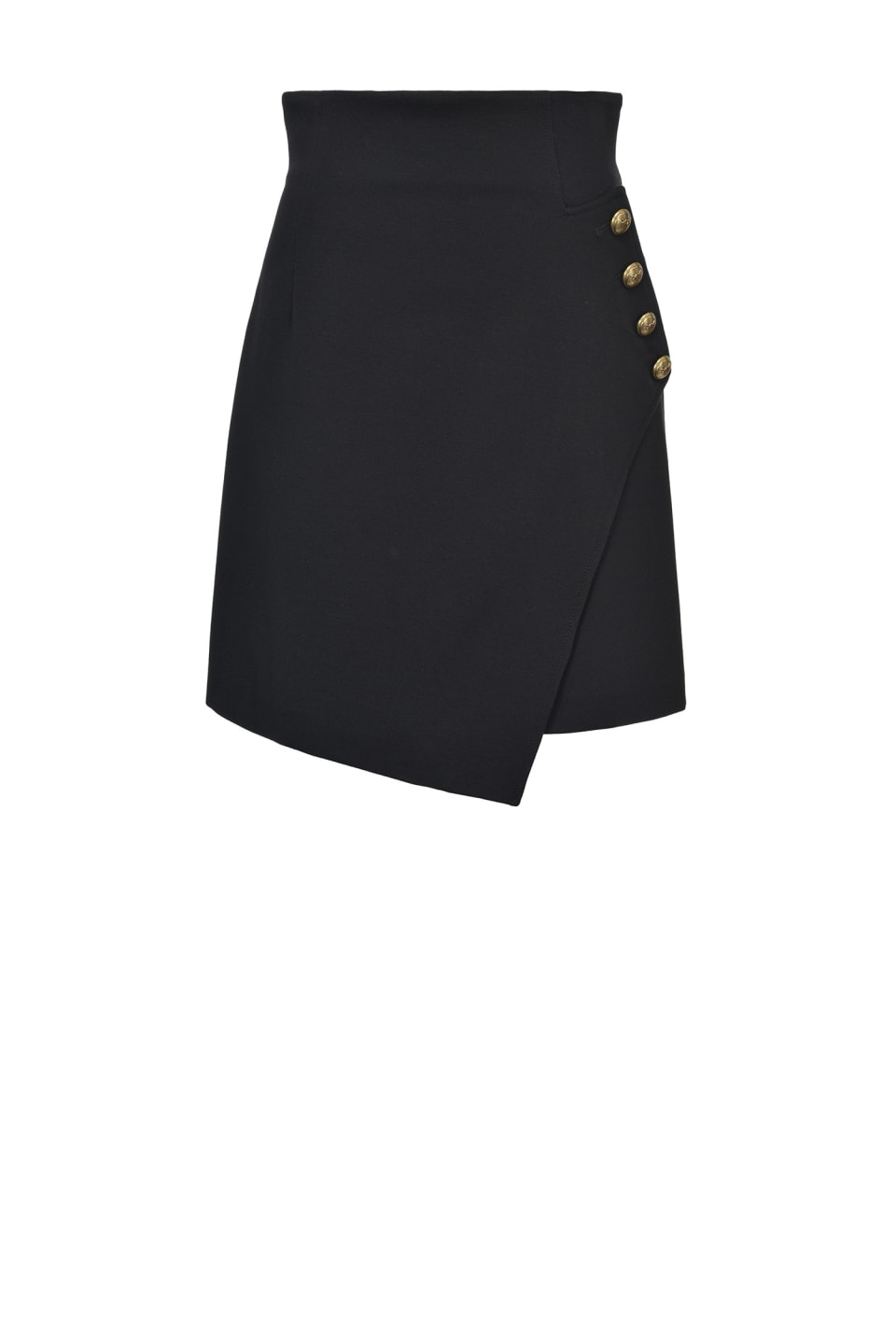 Buttoned-panel mini skirt - Pinko