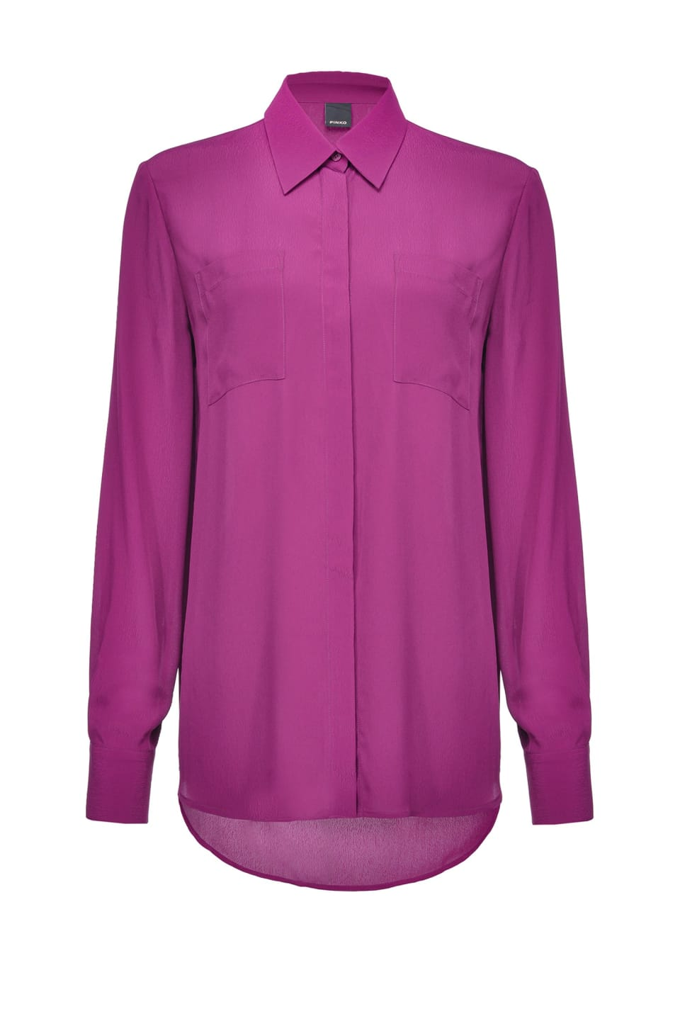 Crêpe de chine shirt - Pinko