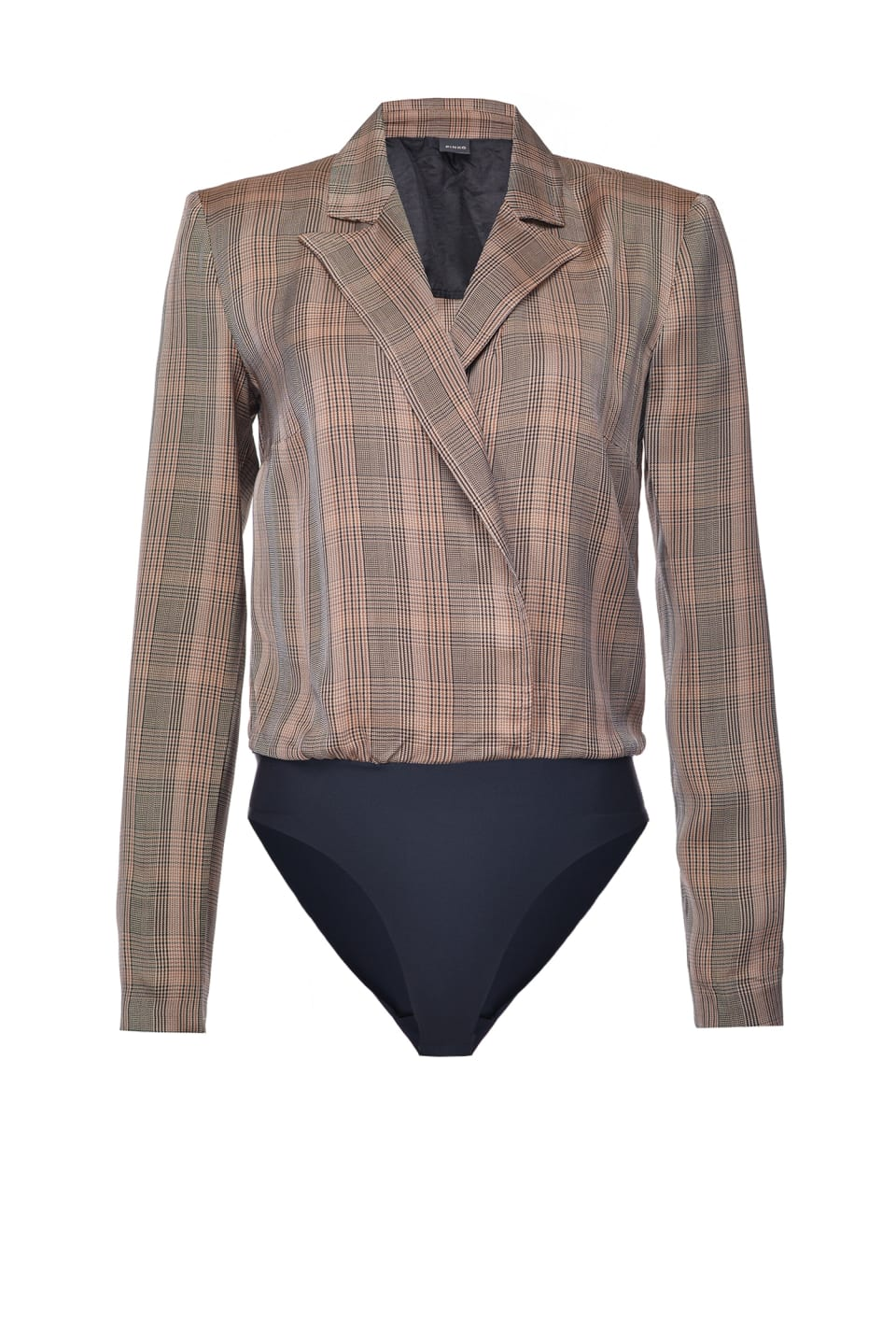 Check bodysuit jacket - Pinko
