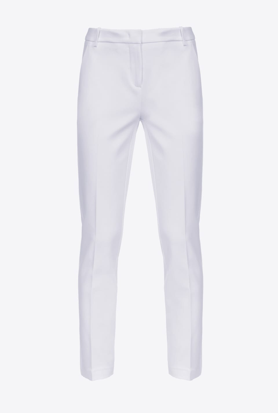 Pantalón estilo pitillo efecto scuba - Pinko