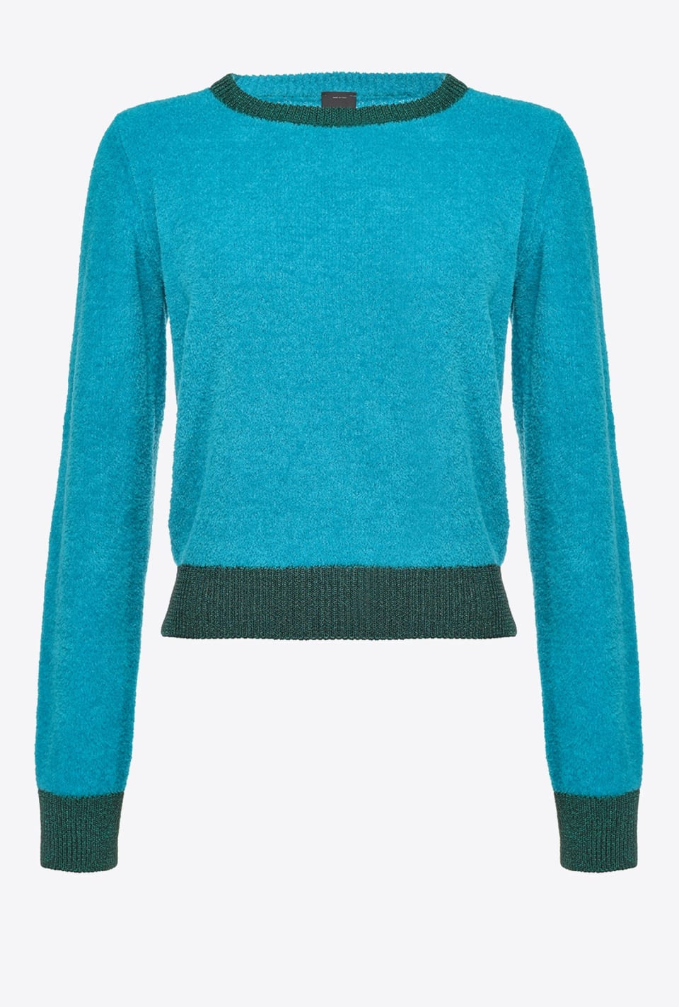 Sweater with lurex trim - Pinko