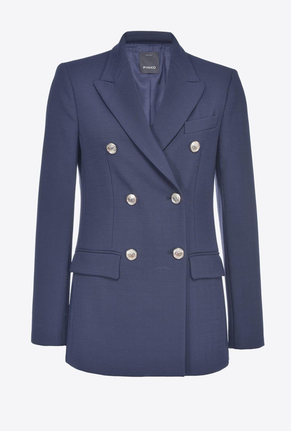 条纹西装外套 - Pinko