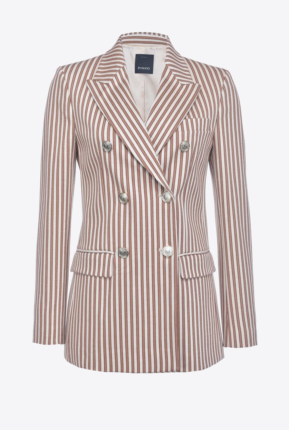 Striped blazer - Pinko