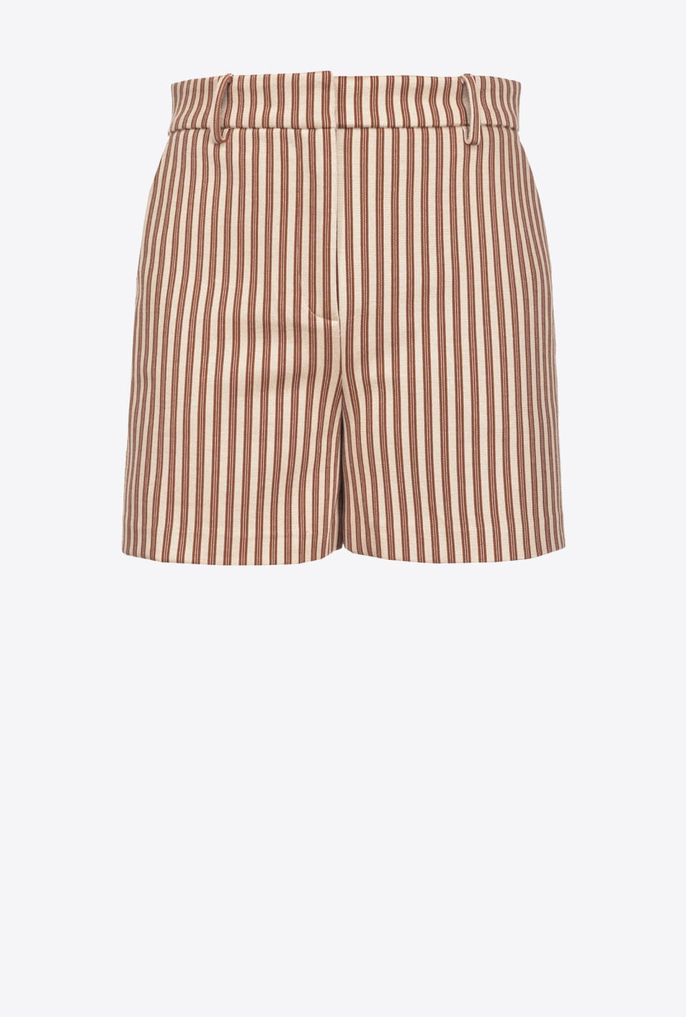 Striped shorts - Pinko