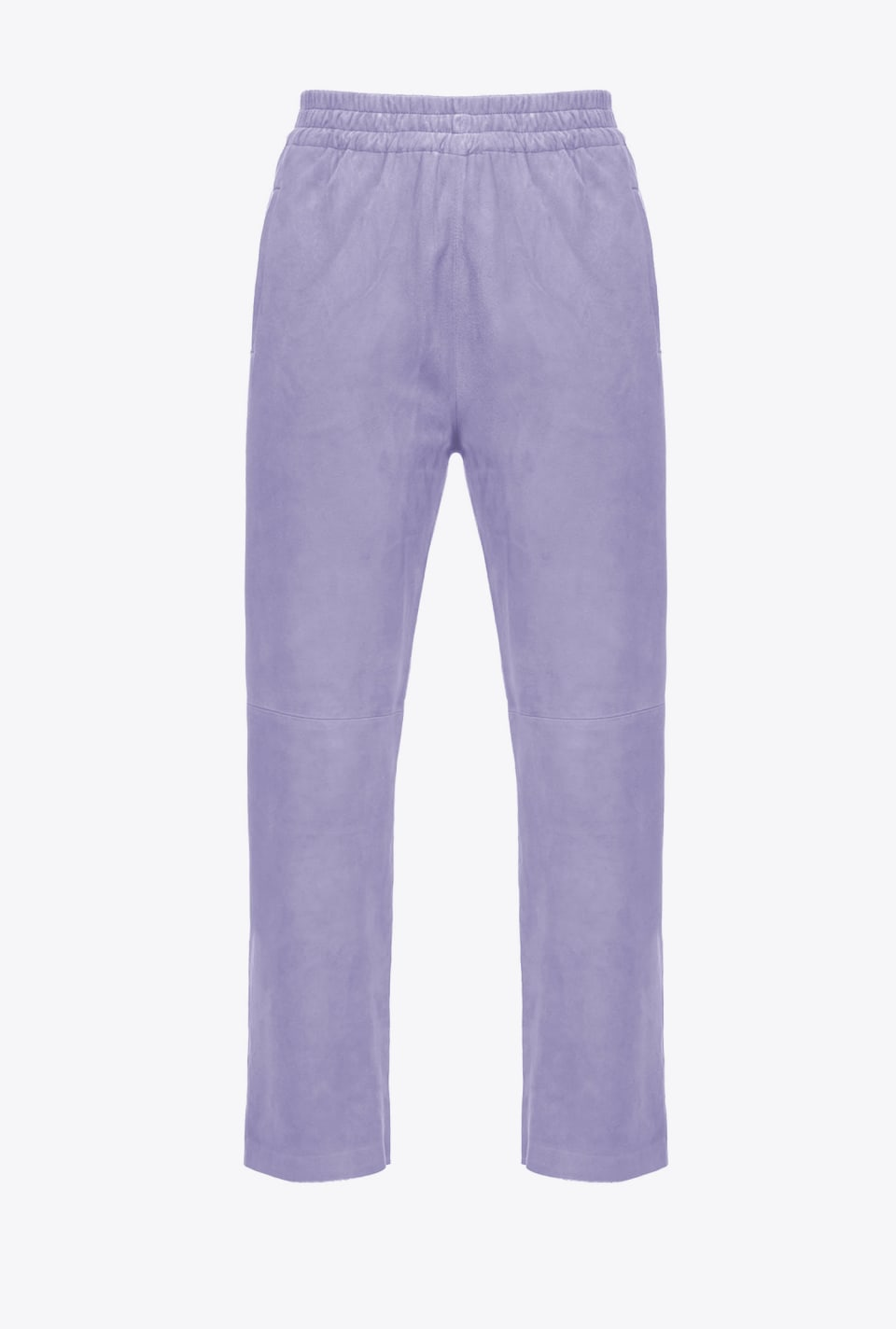 Suede trousers - Pinko