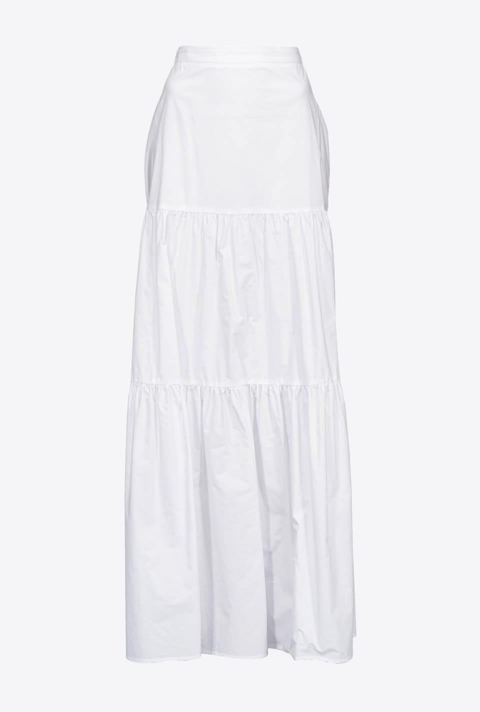 Long poplin skirt - Pinko