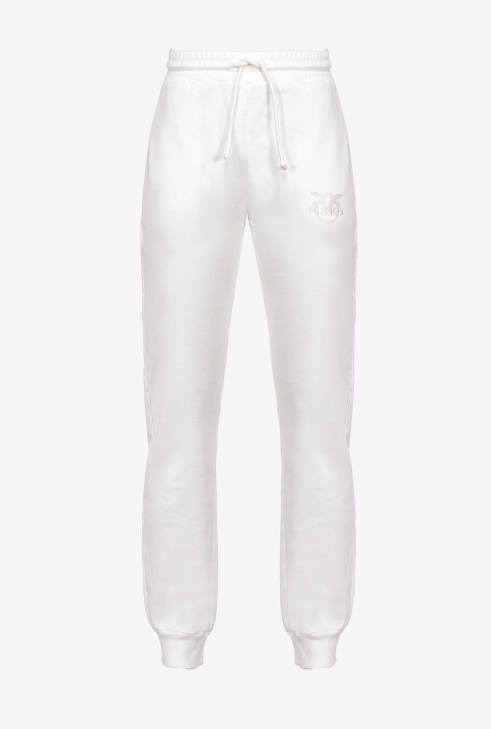Joggers in organic cotton - Pinko