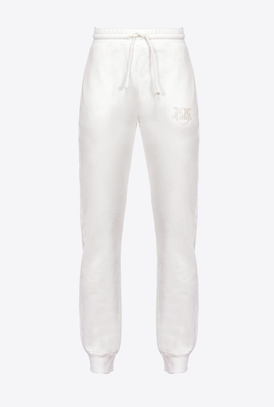 Pantalon de jogging en coton biologique - Pinko