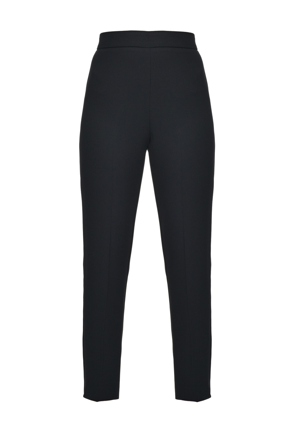 Stretch crepe trousers - Pinko