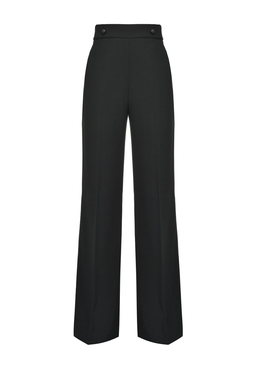 高腰长裤 - Pinko