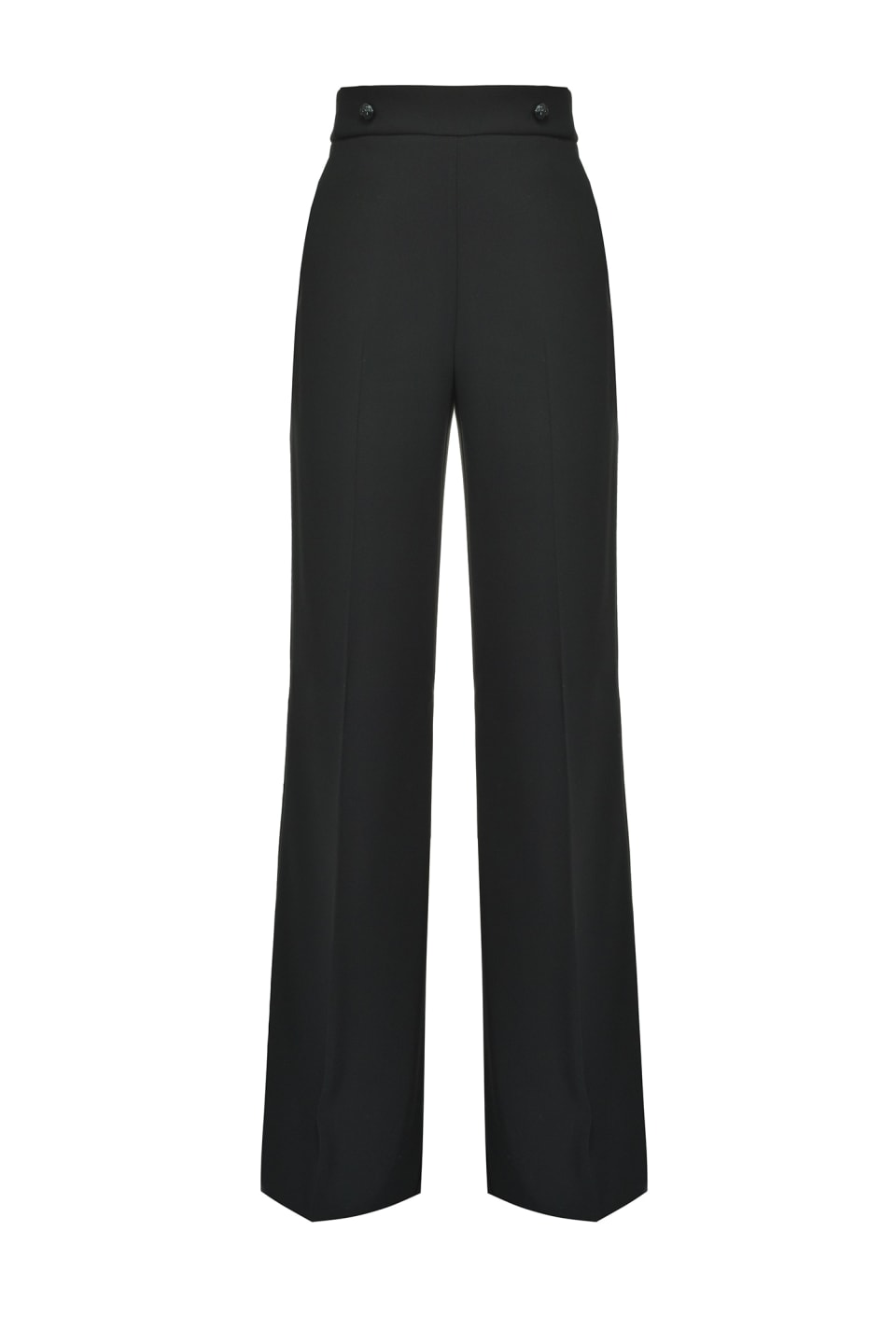 High-waist trousers - Pinko