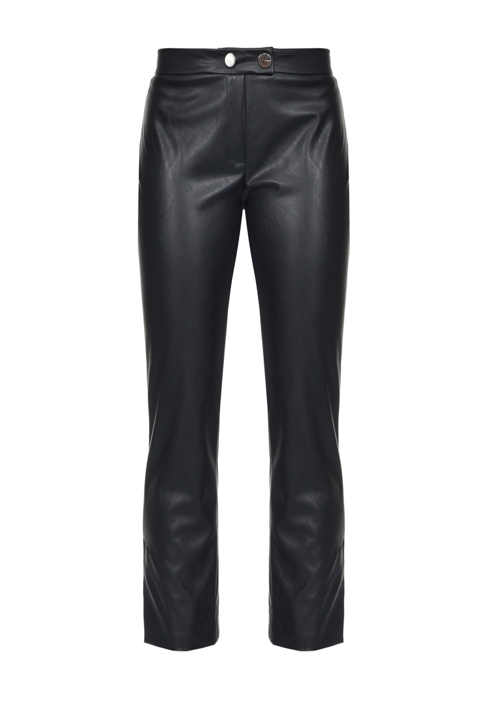 Leather-look trousers - Pinko