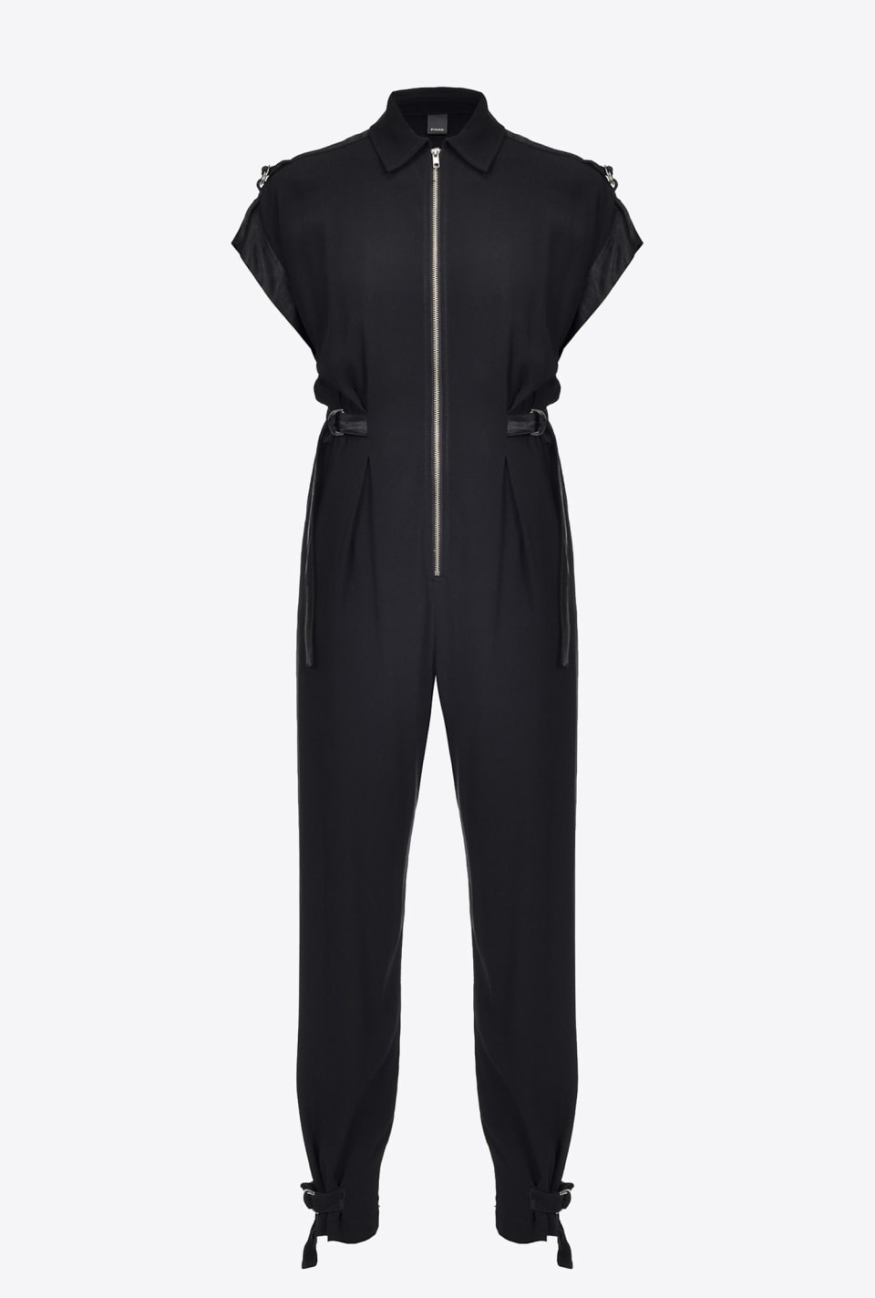 Jumpsuit in envers satin - Pinko