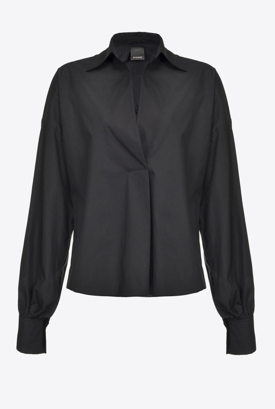 Fringed blouse - Pinko