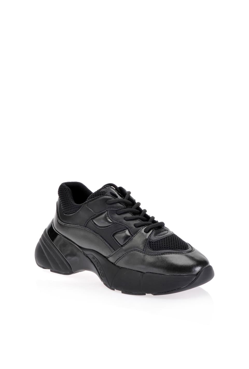 Sneakers effet nacré