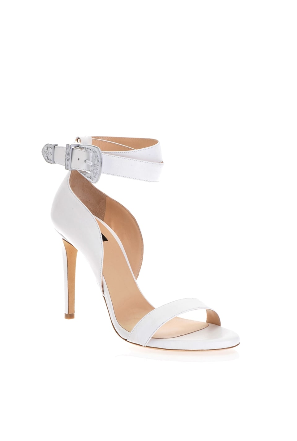 Sandals with ankle strap - Pinko