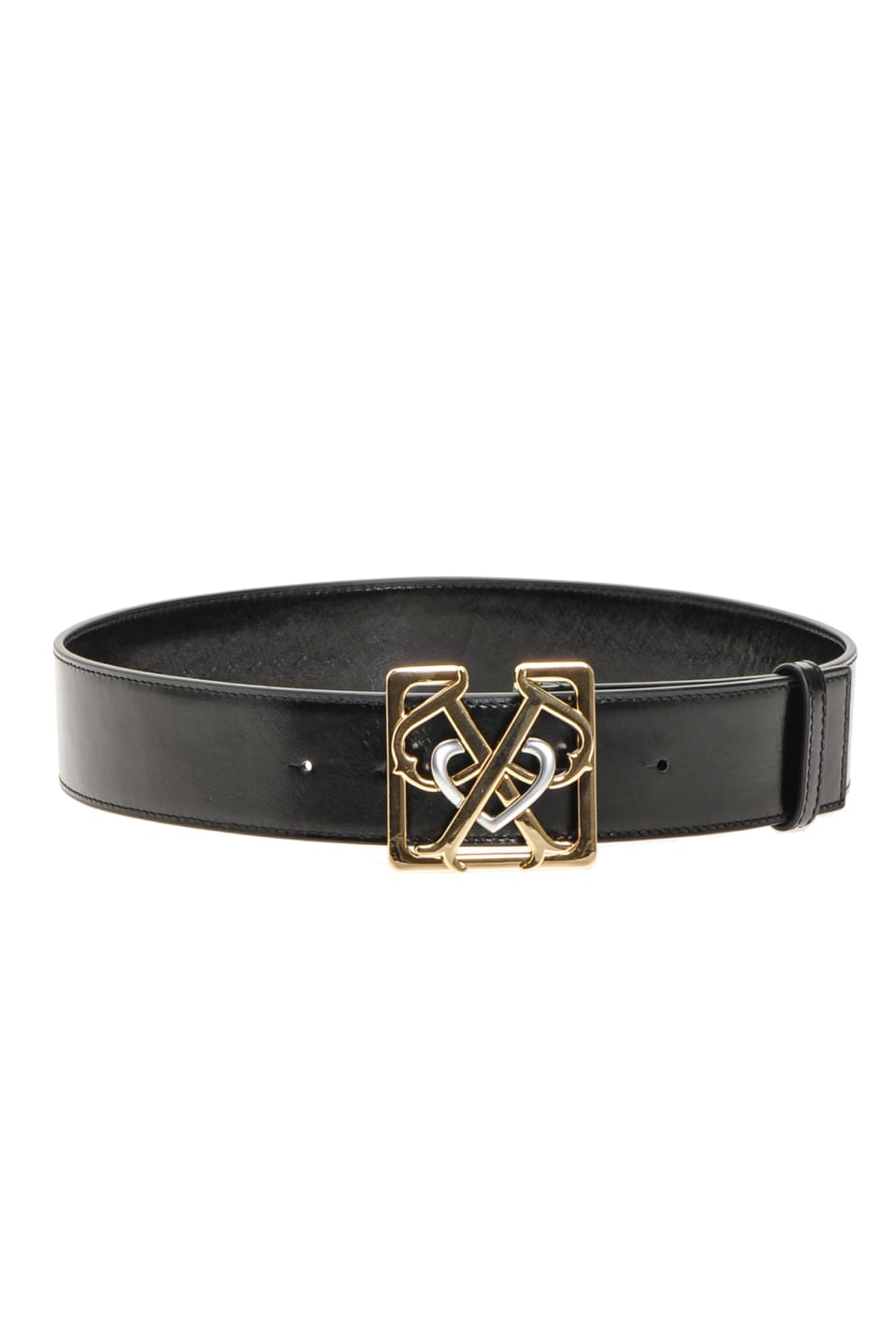 Belt with Double P buckle - Pinko