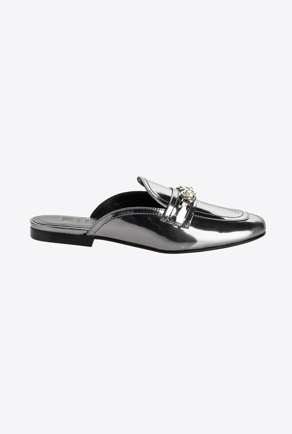 Mirror effect mules - Pinko