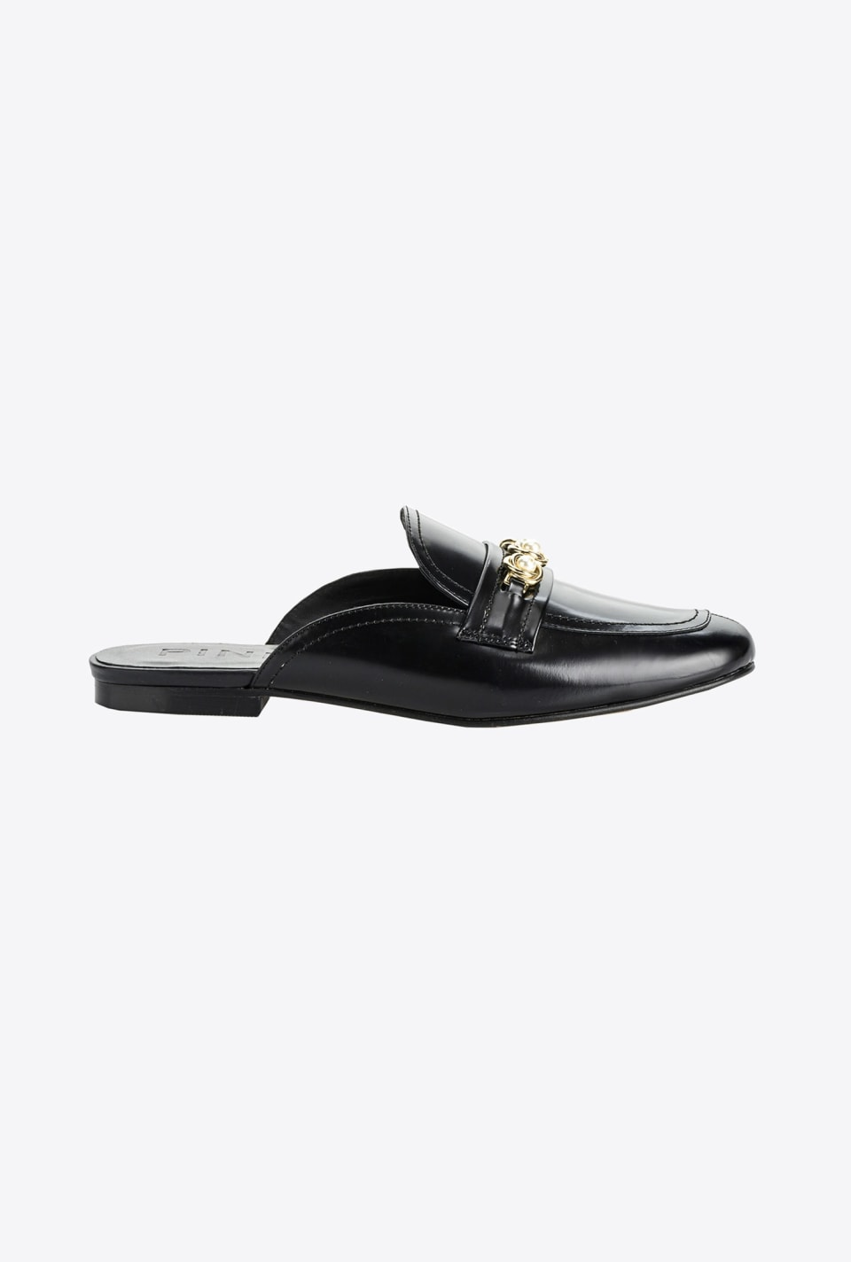 Leather mules - Pinko