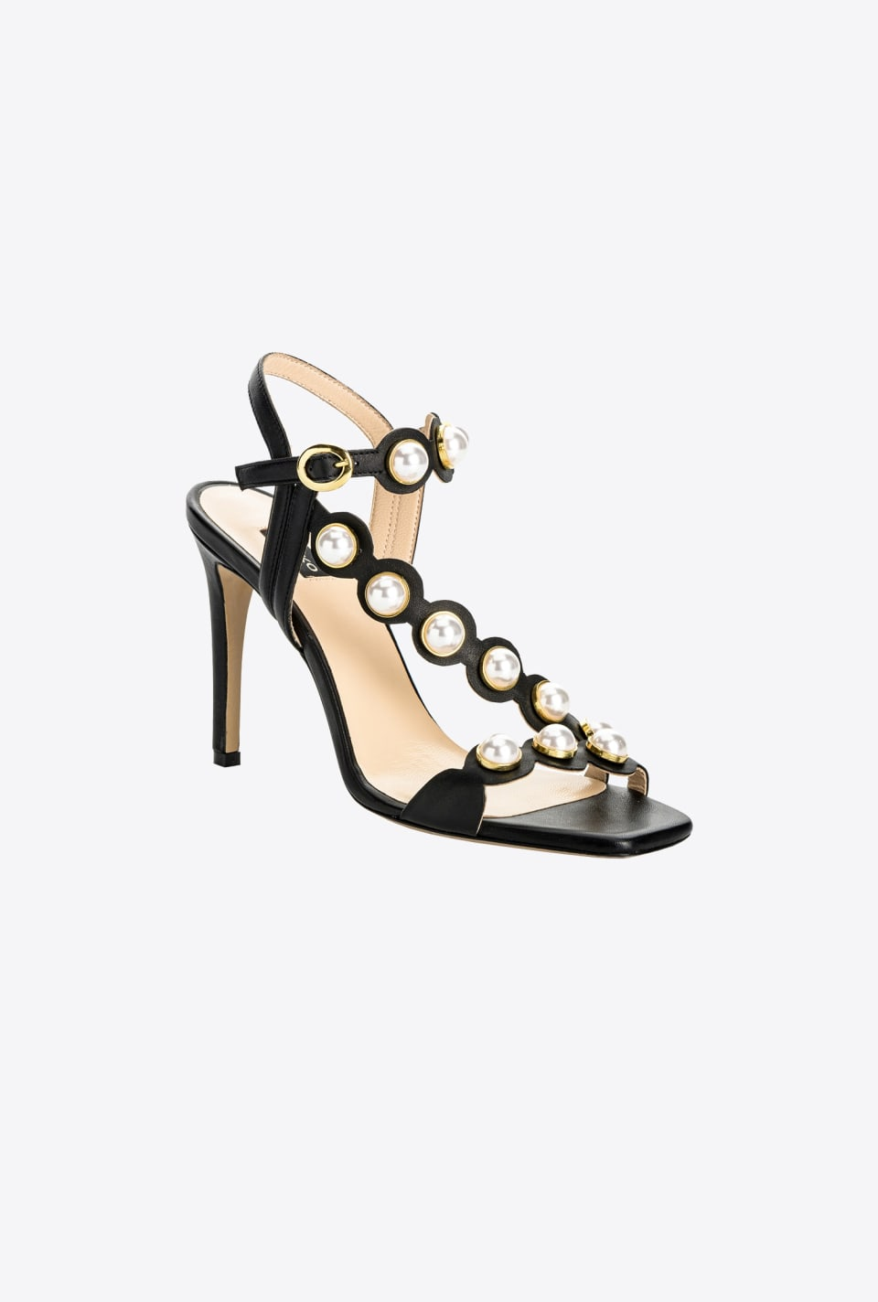 Pearl sandals - Pinko