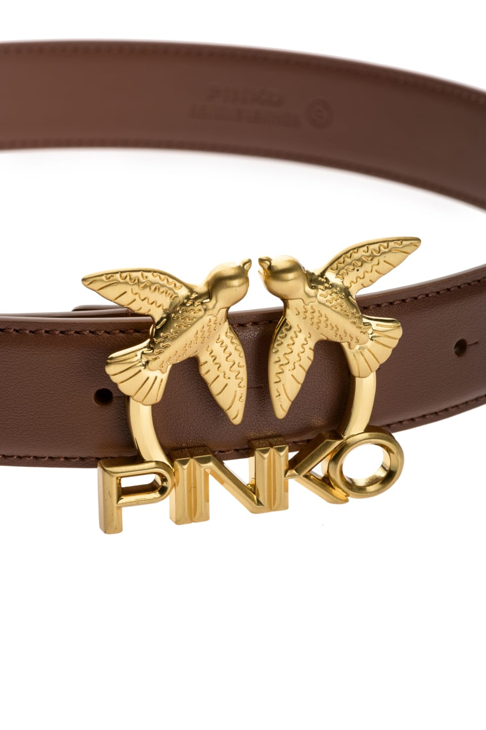 High-waist Love Birds belt - Pinko