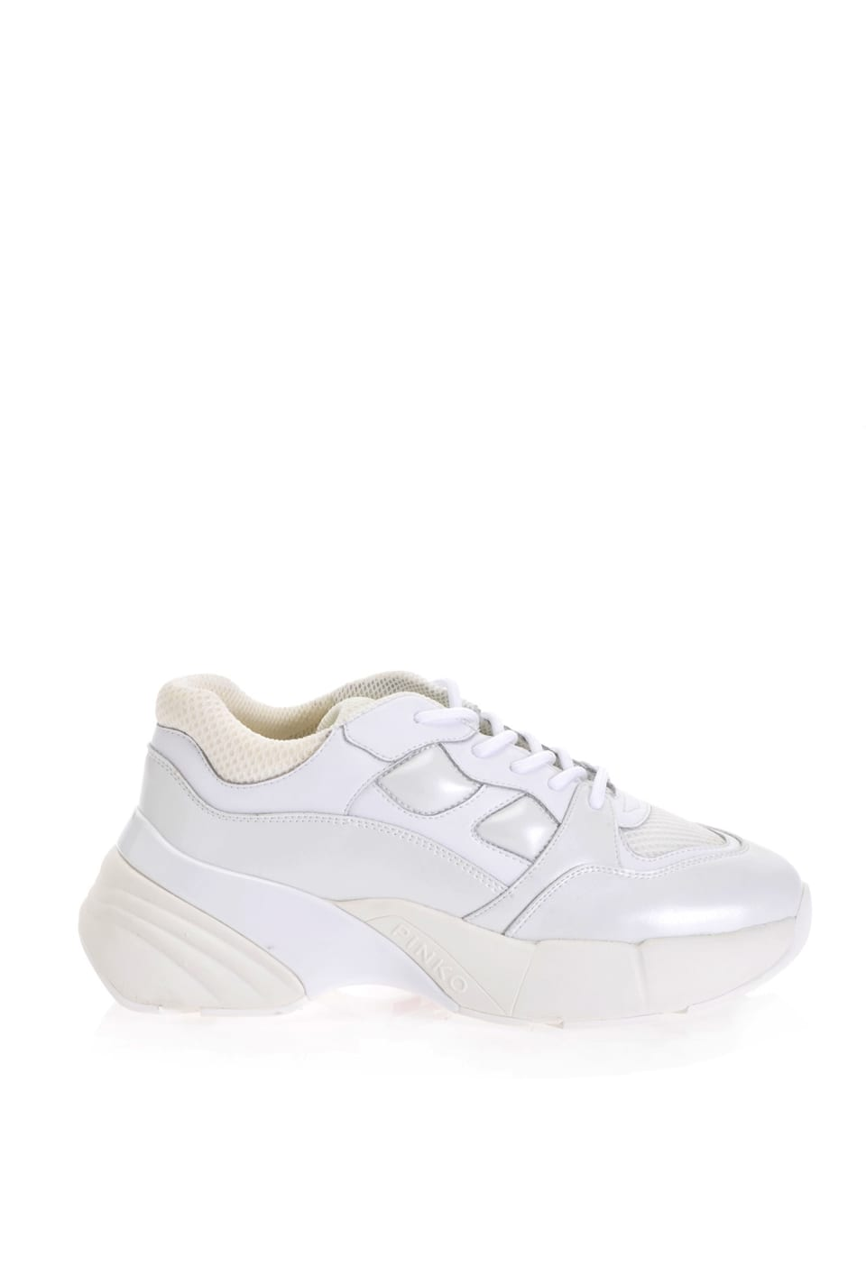 Pearl-look sneakers - Pinko