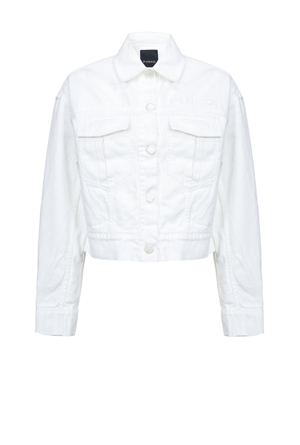 Jacket in cotton bull - Pinko