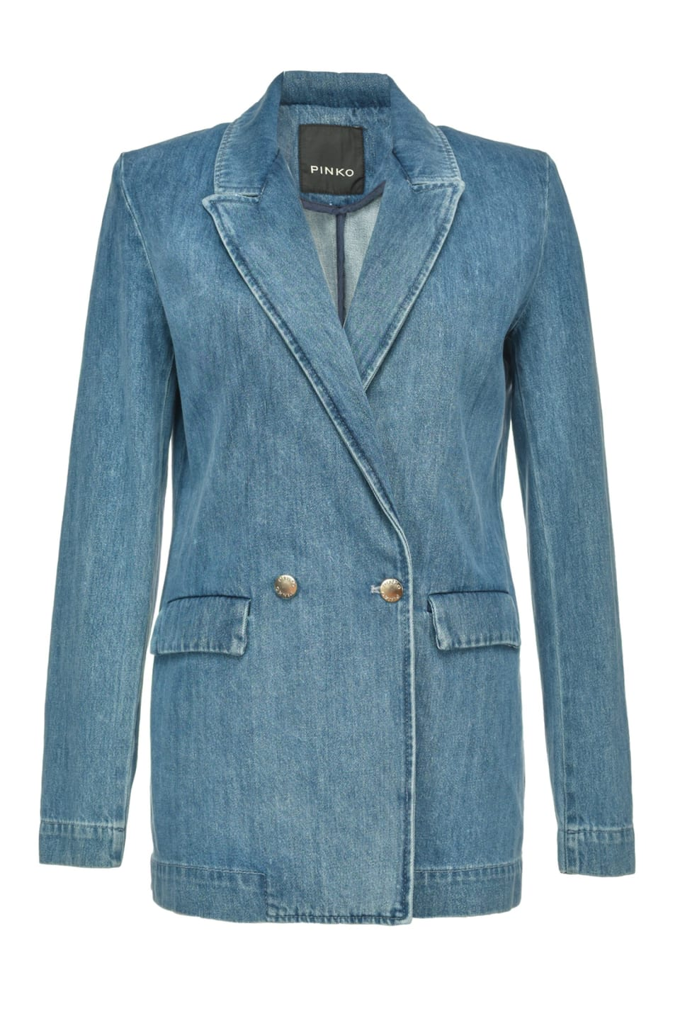 Blazer aus Denim
