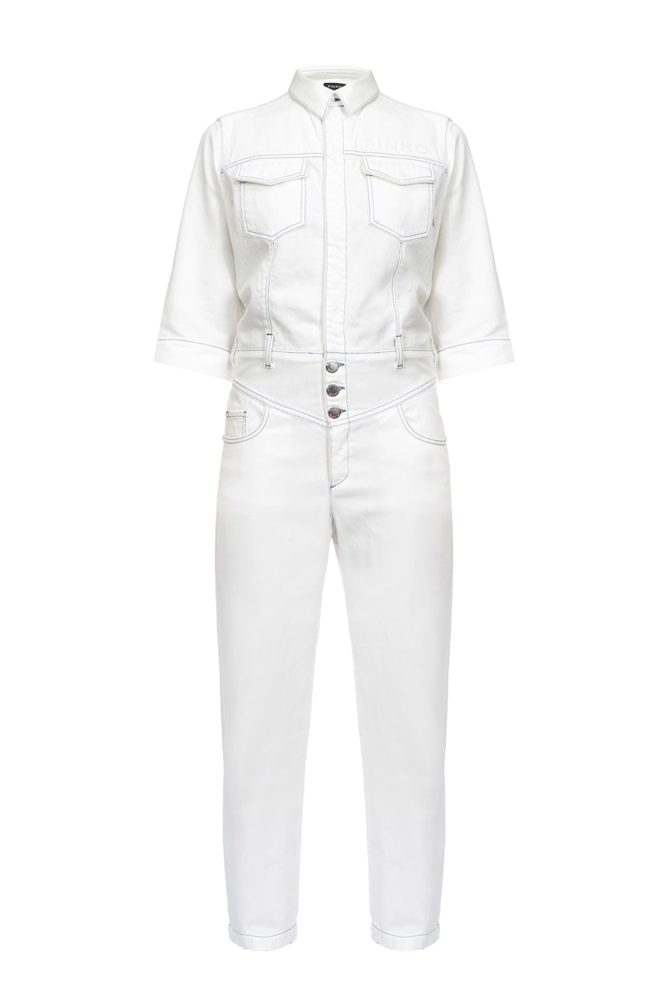 Cotton bull jumpsuit
