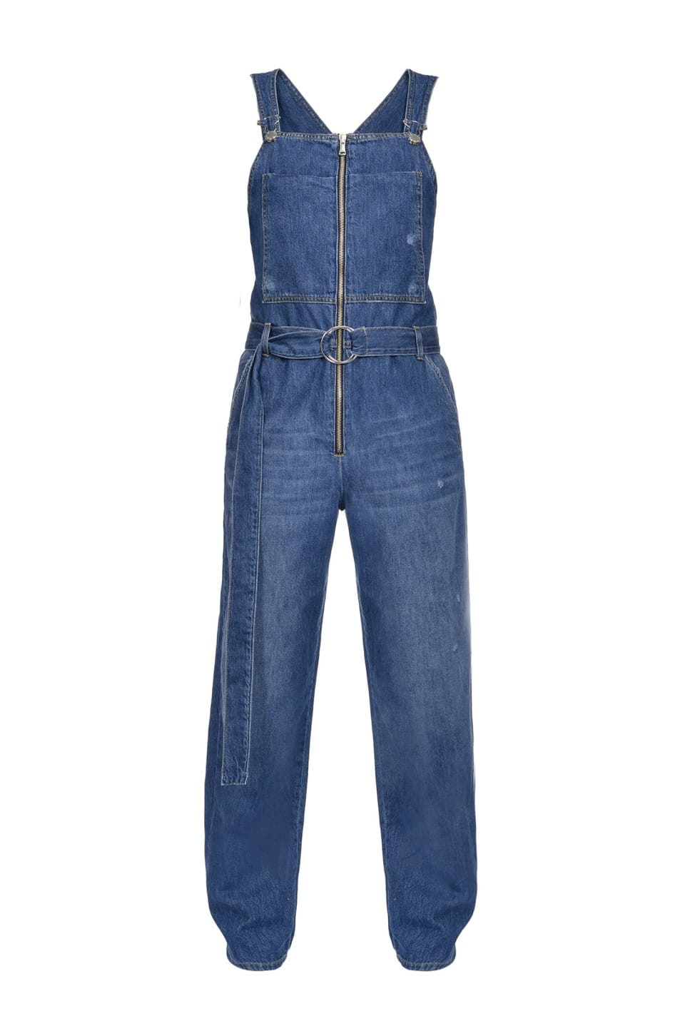 Salopette in jeans - Pinko
