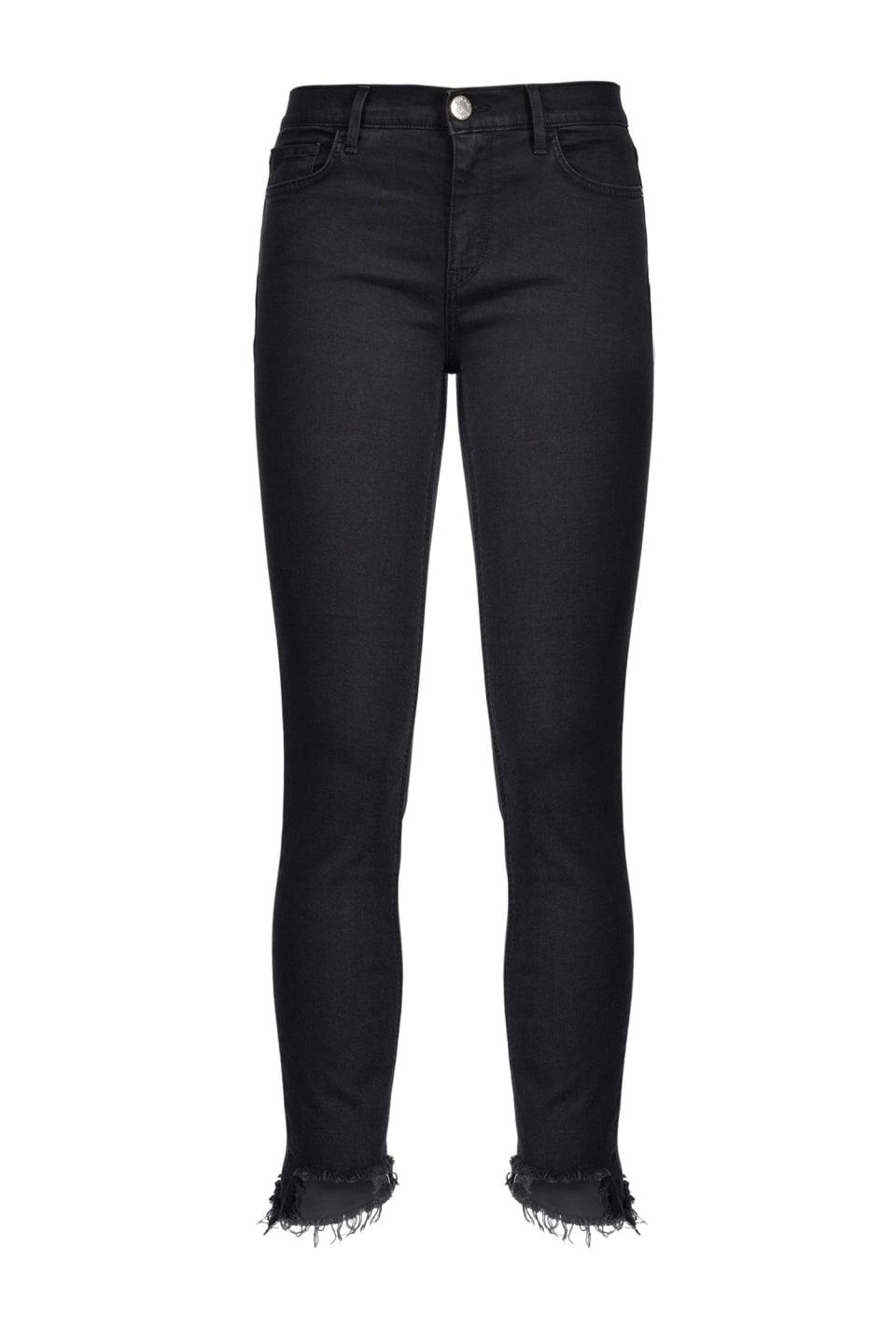 Skinny jeans in power stretch denim