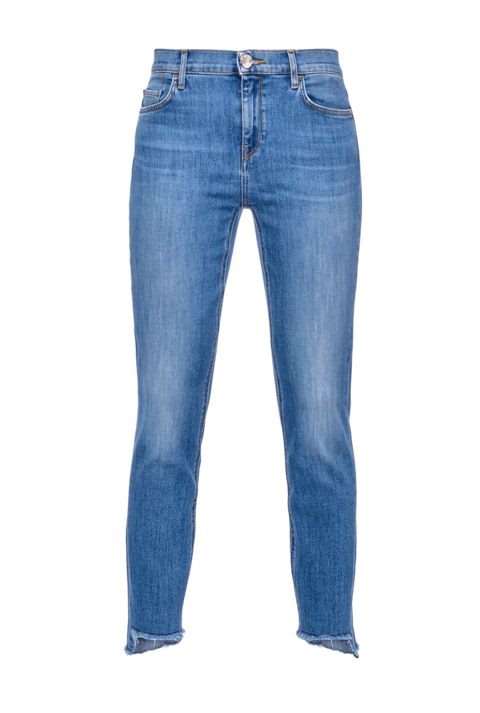Skinny fit jeans in stretch denim