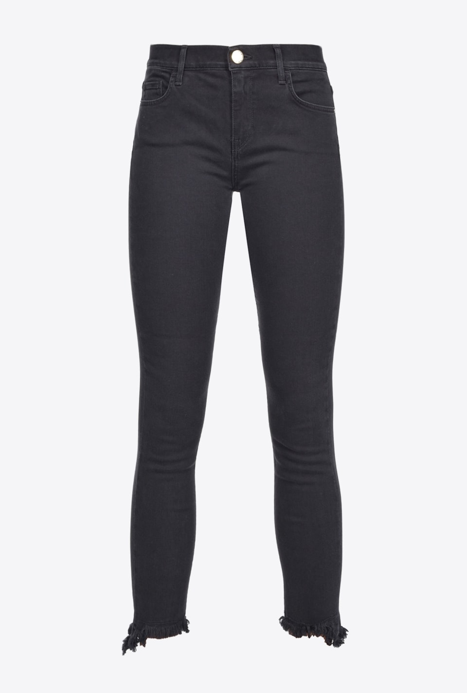 Skinny jeans in black denim - Pinko