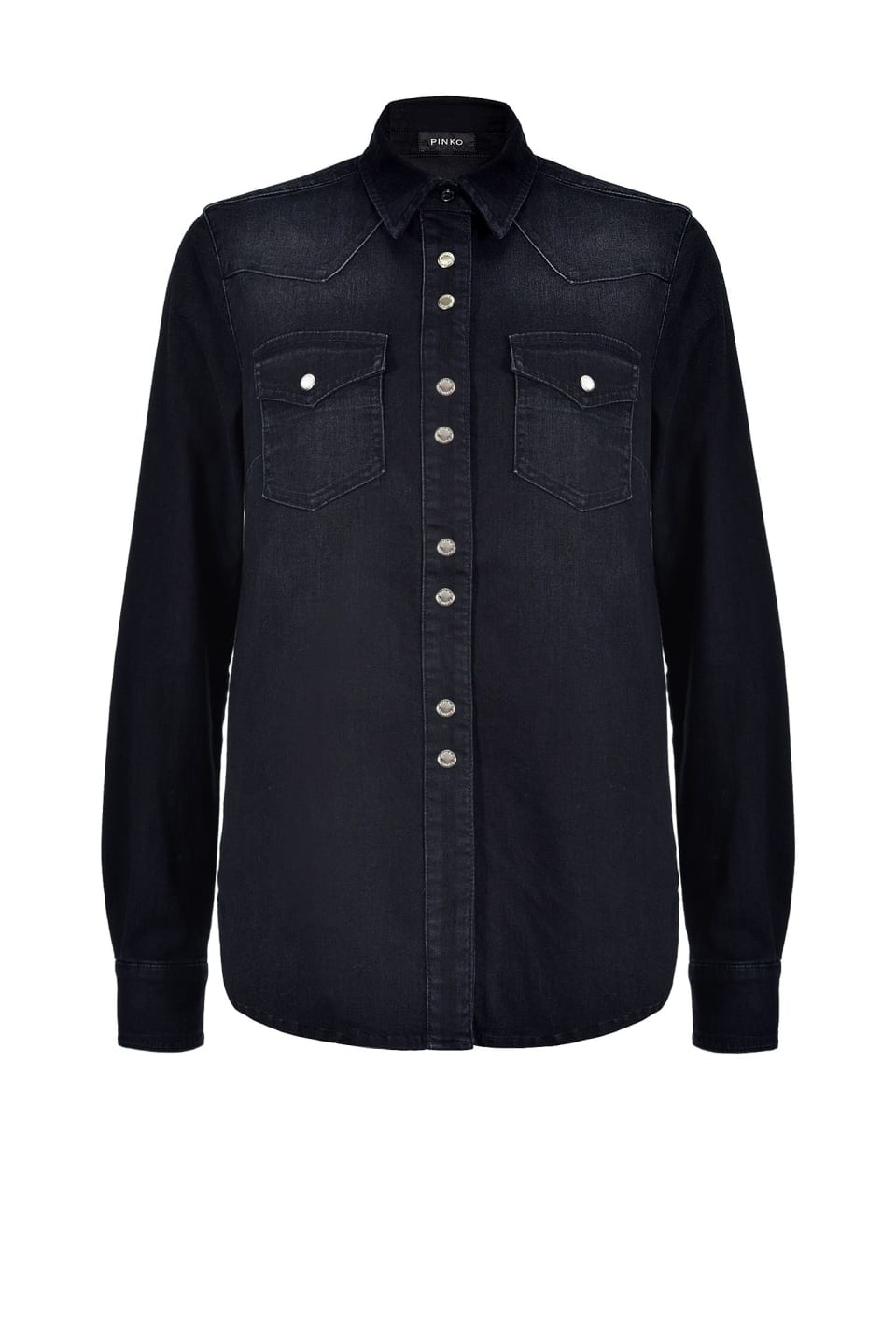 Lightweight twill shirt - Pinko