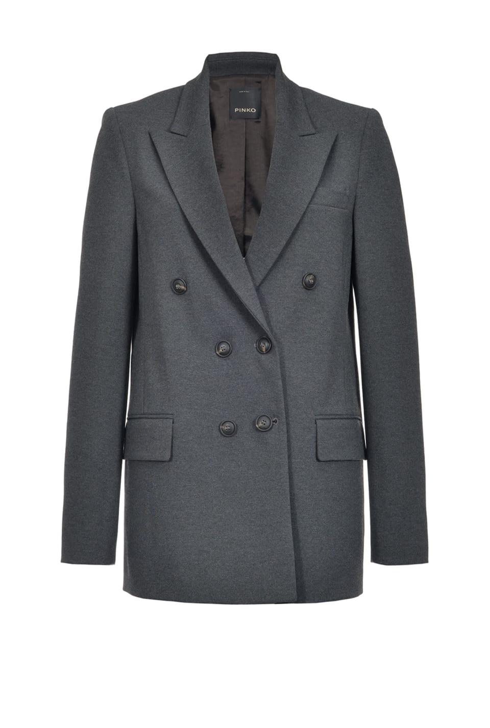 Melange Milano stitch blazer