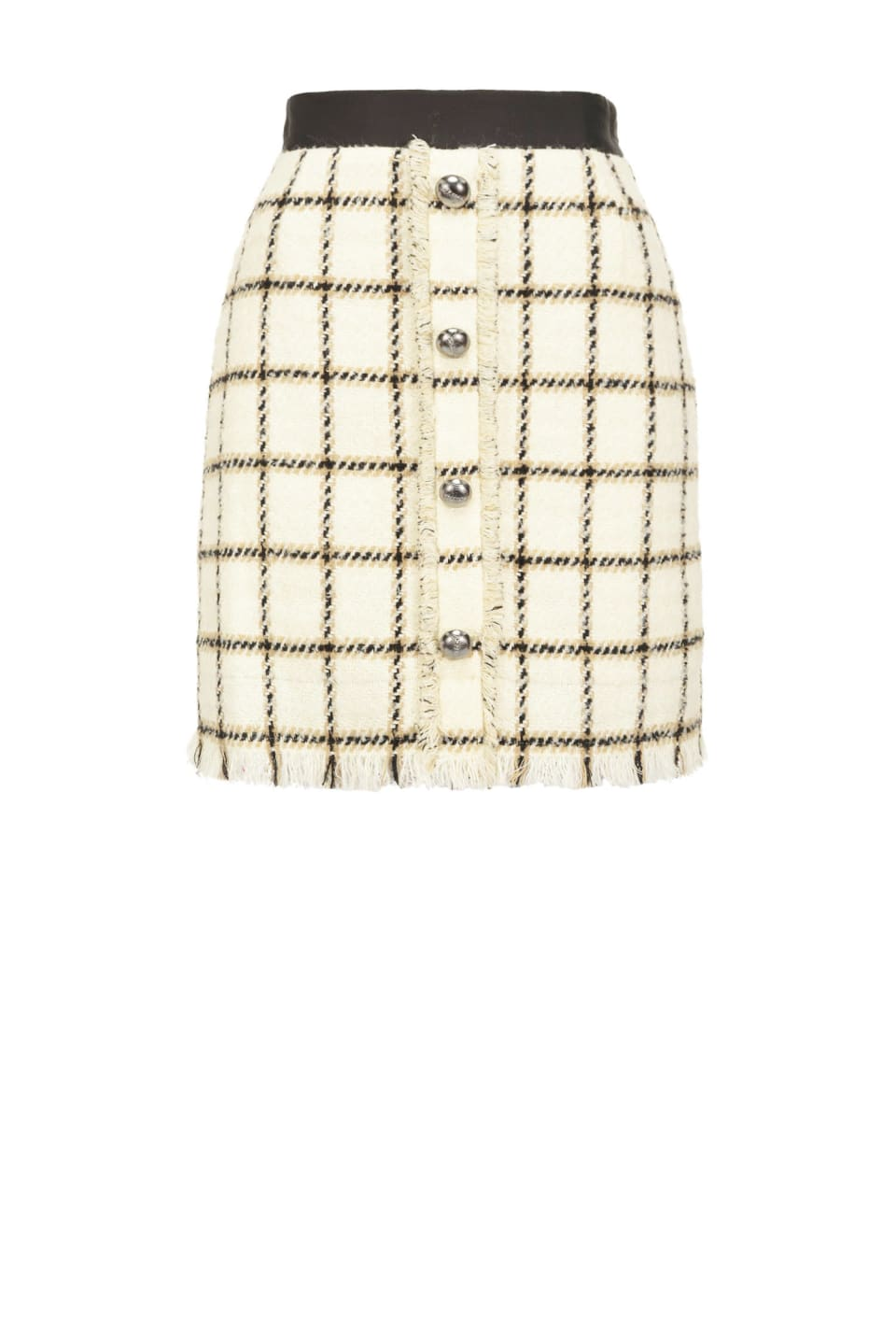 Minifalda bouclé – Edición limitada