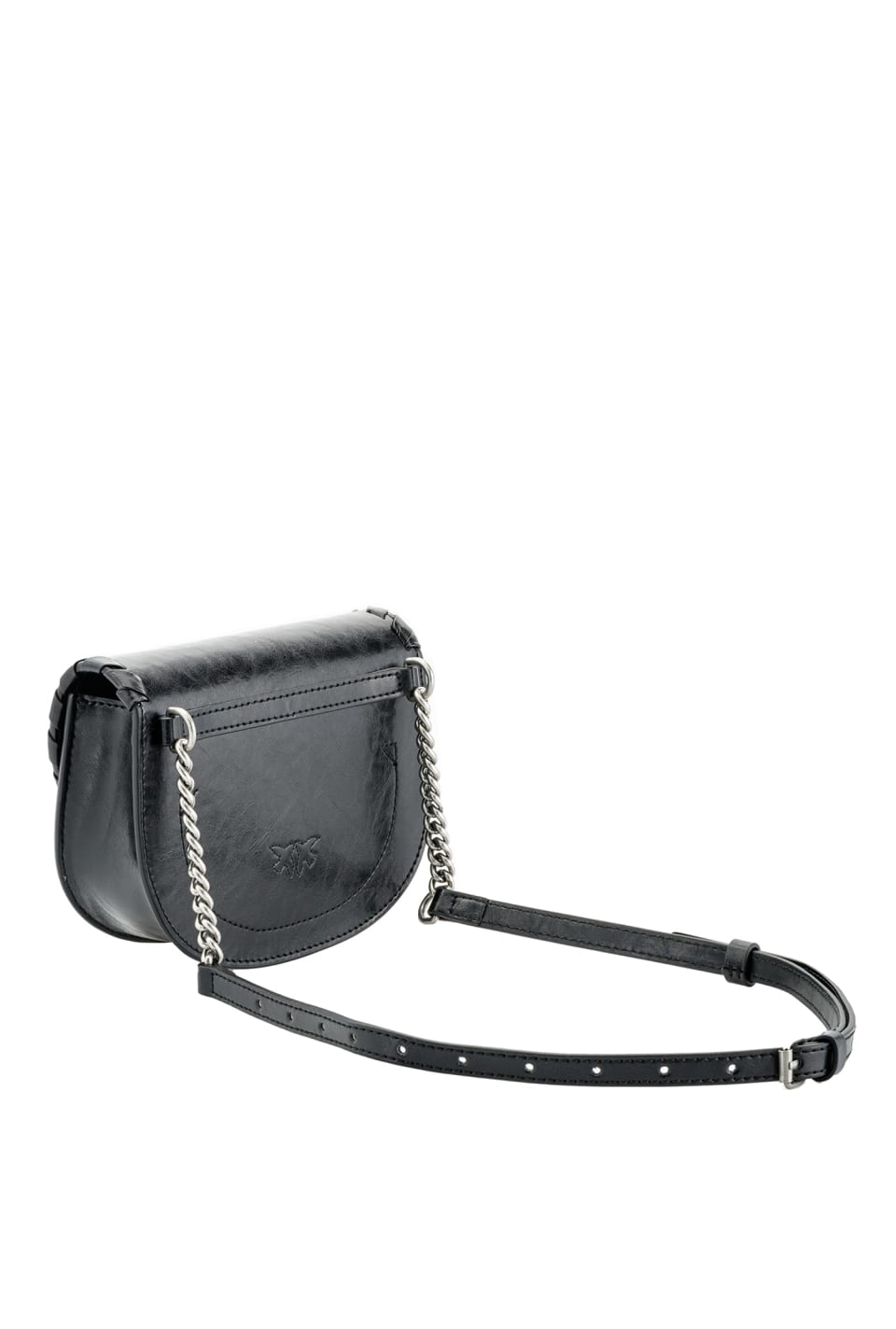 Baby Go-Round Bag Twist in pelle