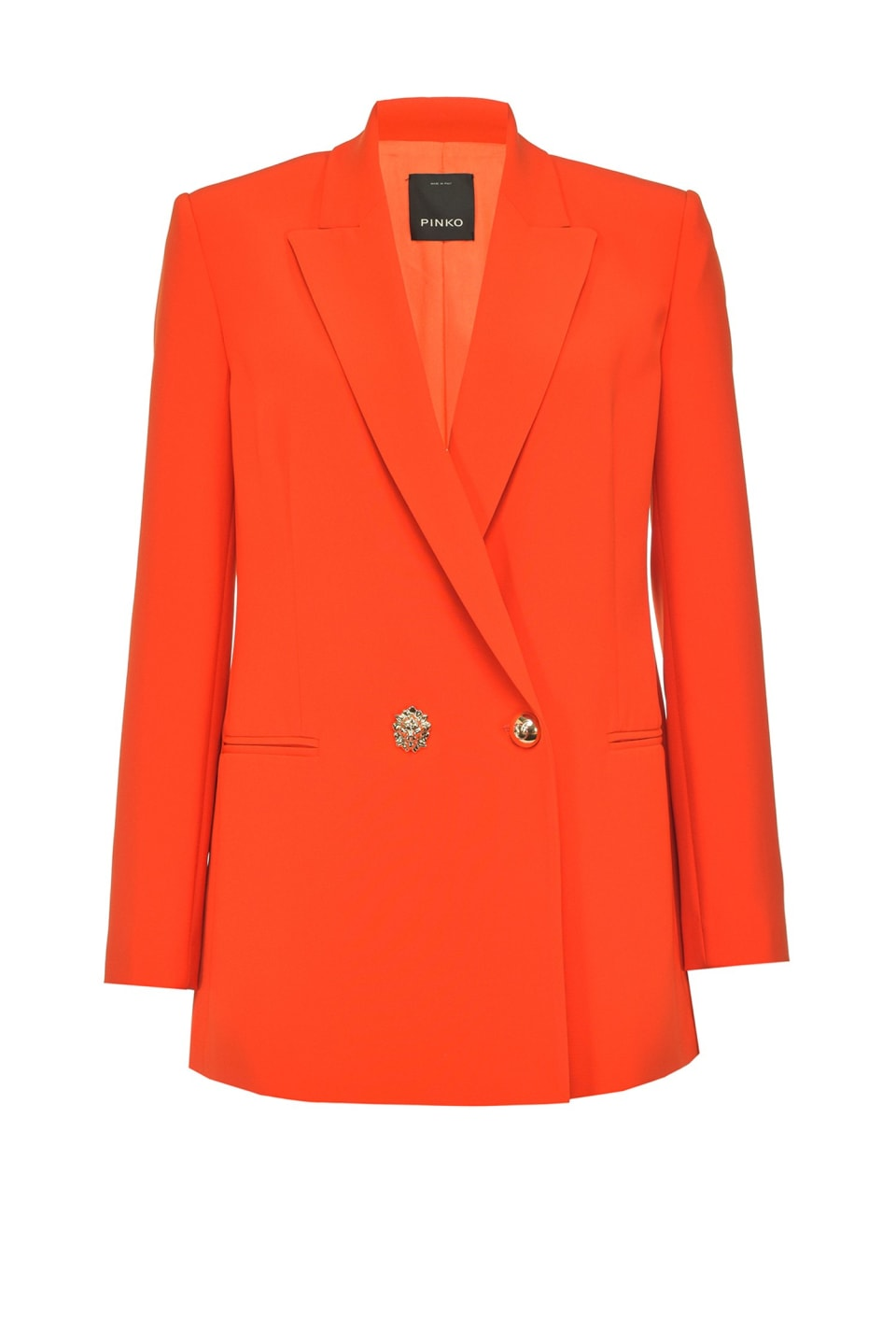 Long color blazer - Pinko