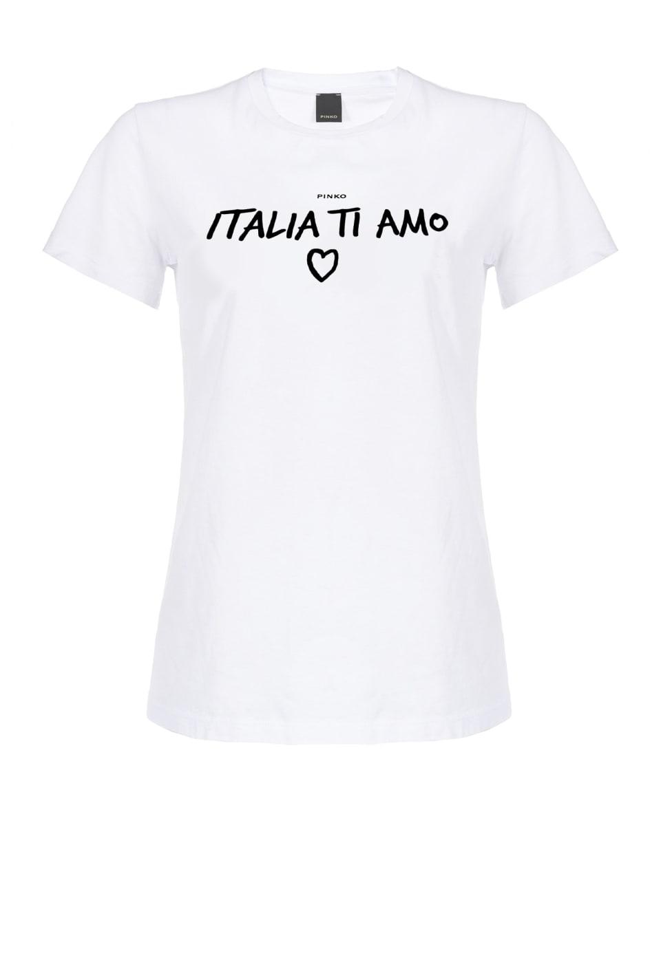 T-shirt «Italia Ti Amo»