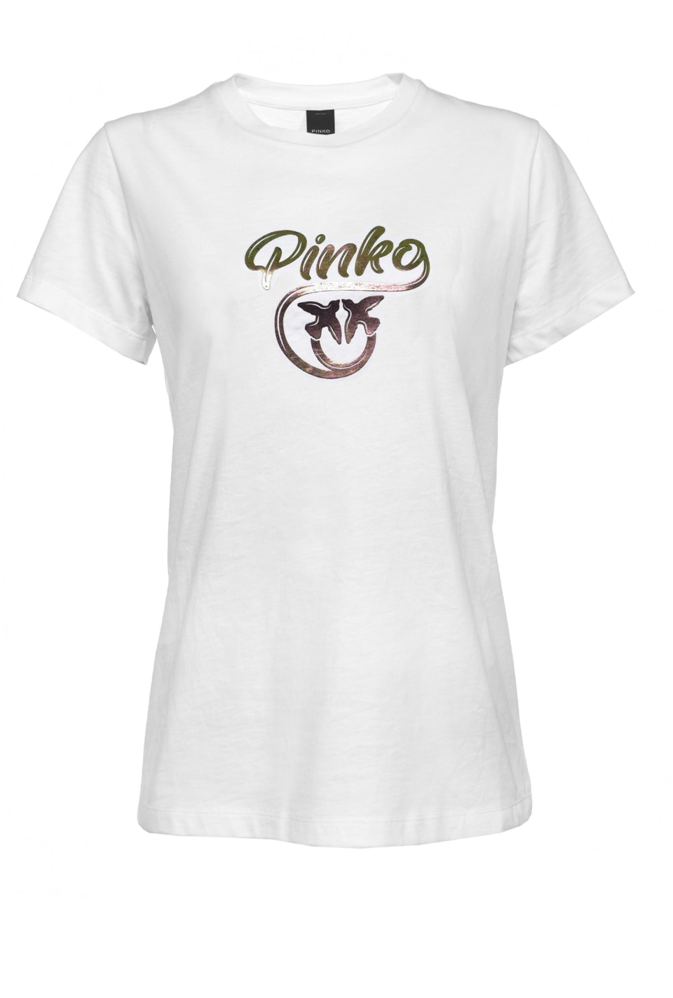 T-shirt PINKO Love Birds - Pinko