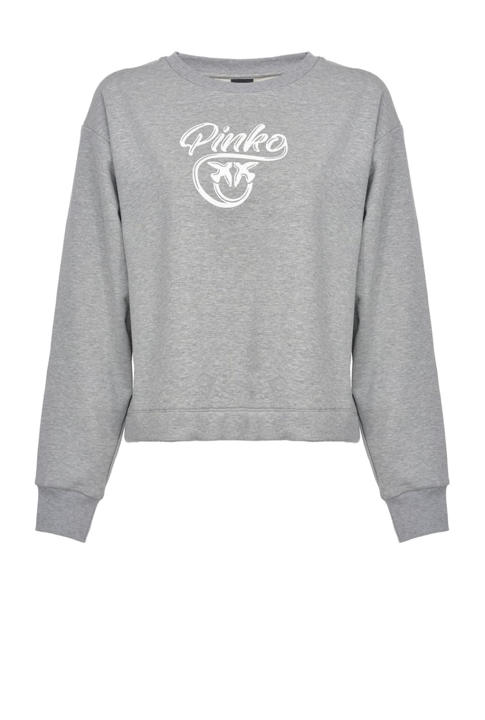 Sweat-shirt logo Love Birds - Pinko