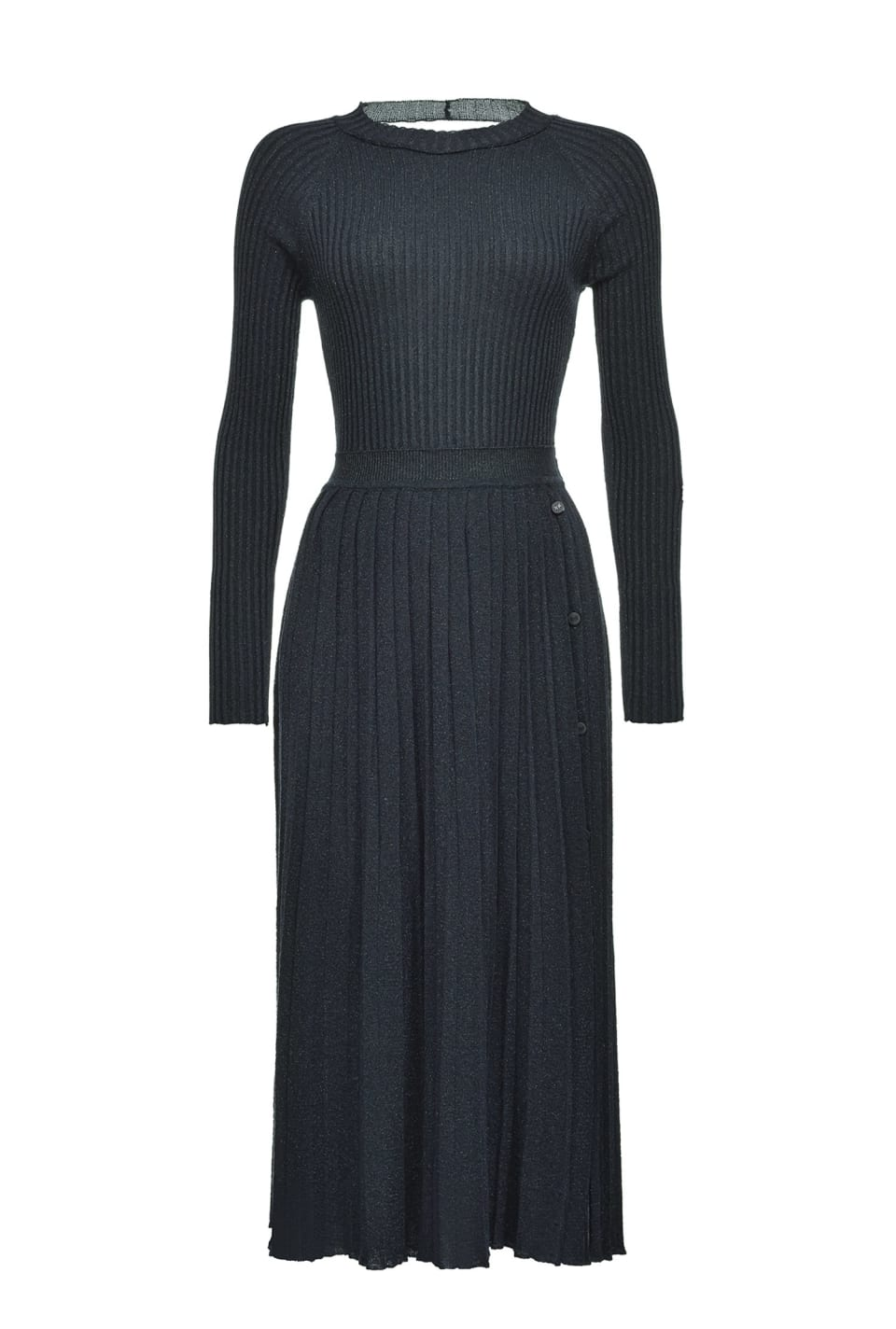 Lurex knit dress - Pinko
